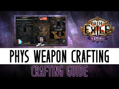 Ziz - Phys Weapon Crafting For Legion