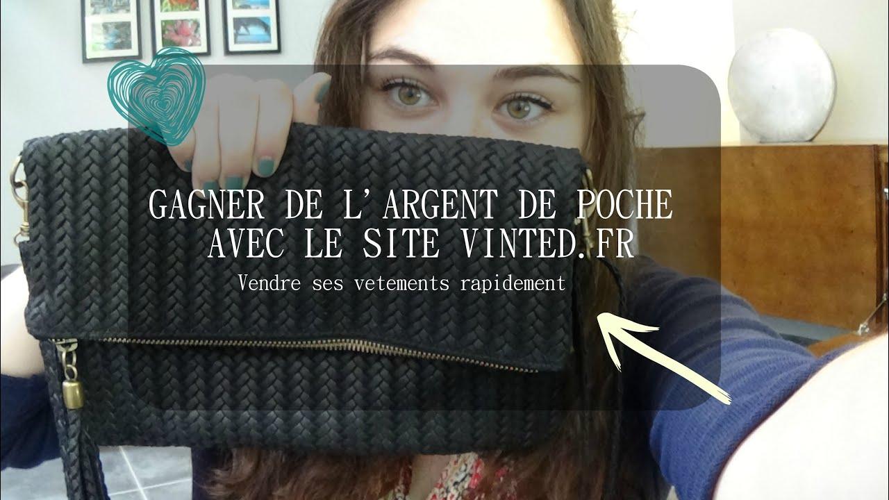 71f5d688804078 ▻ GAGNER DE L'ARGENT AVEC LE SITE VINTED.FR - YouTube