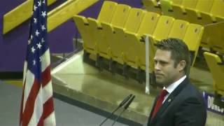 Nick Freitas Addresses Sixth District Republicans - May 19, 2018