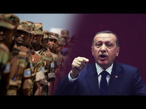 Wararkii ugu Danbeeyey Turkiga oo kaga farxiyey Soomaaliya & Erdogan oo hanjabay