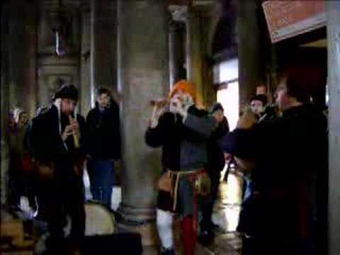 Rennaisance Band in Venice
