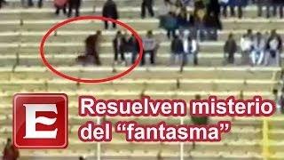 """Resuelven misterio del """"fantasma"""" que corre en estadio - Excélsior En Línea"""