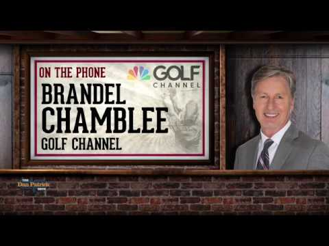 Golf Channel's Brandel Chamblee Talks Tiger Woods' Return w/Dan Patrick | Full Interview | 12/1/17