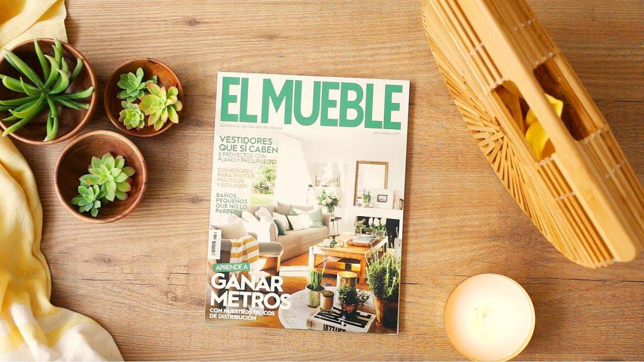 Revista EL Mueble de Junio