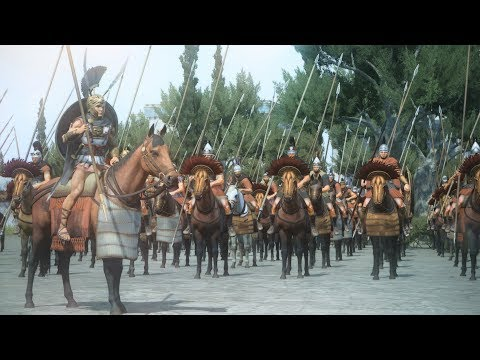 3 Key Weapons Of Alexander The Great's Army