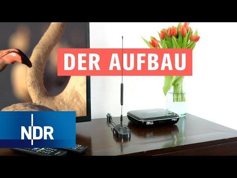 Dvb T2 Hd Geräte Anschließen So Gehts Ndr Youtube