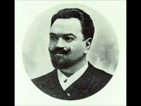 """Léonce Escalaïs, Fort-ténor - Robert Le Diable """"Sicilienne"""" HQ Fonotipia 1905."""