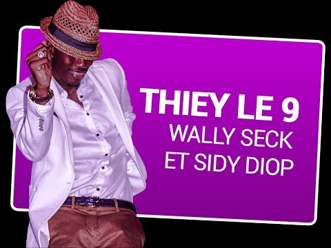 THIEY LE 9 - LIVE WALY SECK & SIDY DIOP  | OKAY.AFRICA