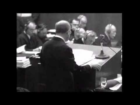 Paris. [No.] 453, War Crimes Trials, Nuremberg, Germany, 12/12/1945