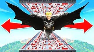 50 STAGE *BATMAN* themed *Death Run* (Fortnite)