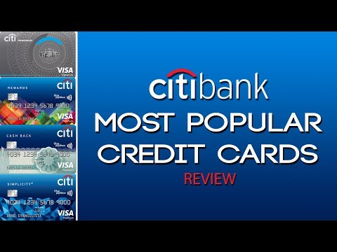 Credit Card Philippines L Citibank Most Popular Credit Cards Review