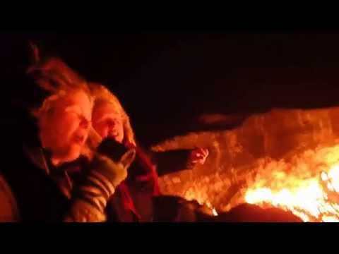 DJ Gas Crater Part 2: Pinge & Wang and Ms Thang at The Gates of Hell, Turkmenistan