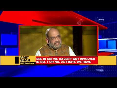 Shri Amit Shah's on Republic : 25.11.2018