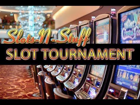 First Online Slot Tournament - Chicken Dinner!