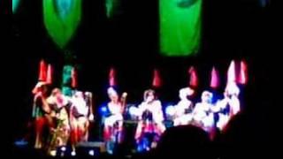 Bjork in Shanghai 3/2/08