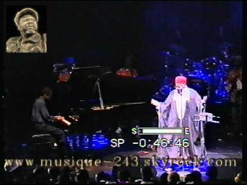 Papa Wemba - Intro Olympia de Paris