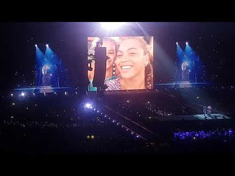 Jay Z & Beyonce - live in Amsterdam June 19, 2018 - Forever Young/Perfect Duet