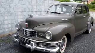 1948 Nash Ambassador Custom