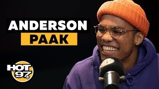 Anderson Paak On Finding Perfection w/ Dr. Dre, Mac Miller, & New Album