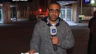 د. سليمان فرجات، د. رلى السوالقة وسمير مشهور - انتخابات الجامعة الاردنية 2017