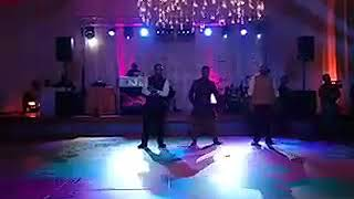Ektaa and Krishan Wedding Music Party Dance Medley