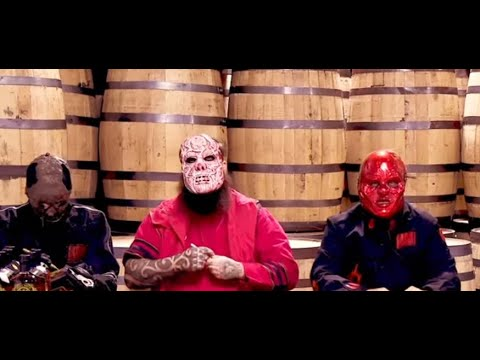 """Slipknot """"working on new music"""" states M. Shawn Crahan """"Clown"""""""