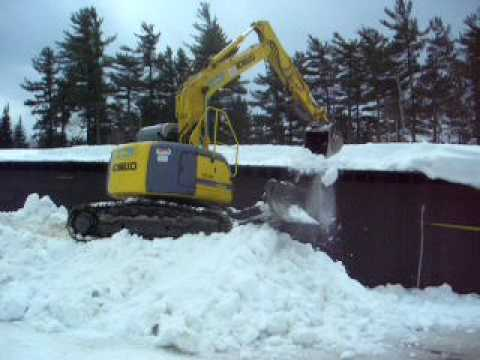 Roof Snow Removal Youtube