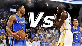 "Kevin Durant Vs Russell Westbrook Mix ""Friction"""