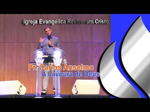 A Lavoura de Deus - Pr.  Carlos Anselmo / IERC