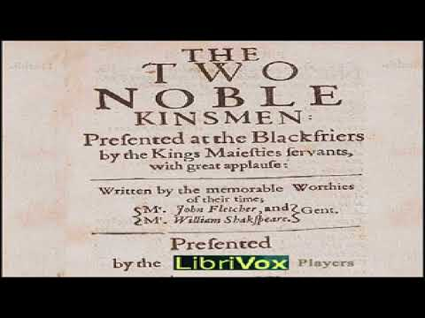 Two Noble Kinsmen | John Fletcher, William Shakespeare | Comedy, Tragedy | Book | English | 1/2