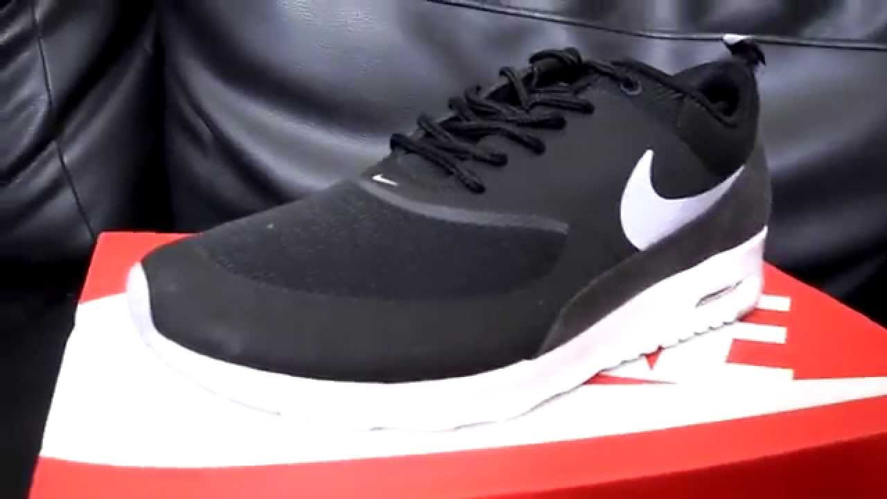 8a6c34770eed Nike Air Max Thea Unboxing - YouTube