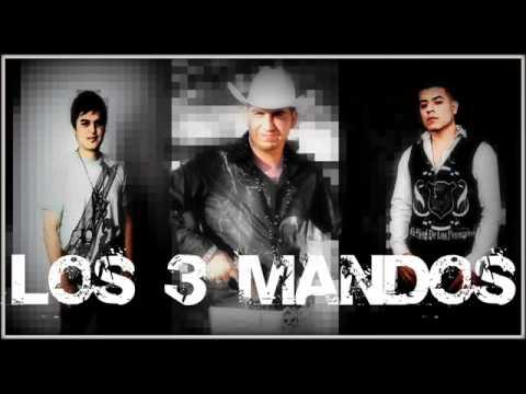 Los Tres Mandos - Noel Torres, Regulo Caro & Goyo Gastelum - En El Ruedo - 2010