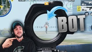 HOW TO SPOT A BOT IN RULES OF SURVIVAL