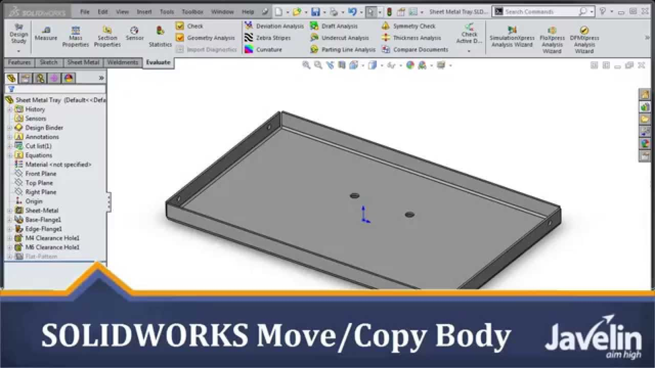 Solidworks Tutorial How To Add A Welded Nut To Your