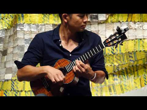 Jake Shimabukuro @ North Carolina Museum of Art