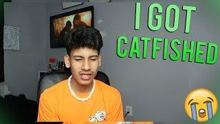 I GOT CATFISHED!!! (Funny Story Time)