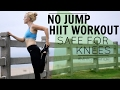 HIIT Workout Safe For The Knees (No Jump)   MFit
