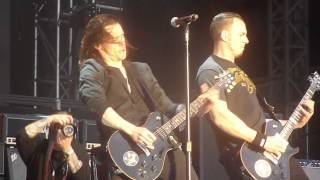 Alter Bridge - Ties That Bind Live Download Festival 2014 (Donington) 15.06.2014