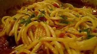 Spaghetti Alla Puttanesca A Modo Mio