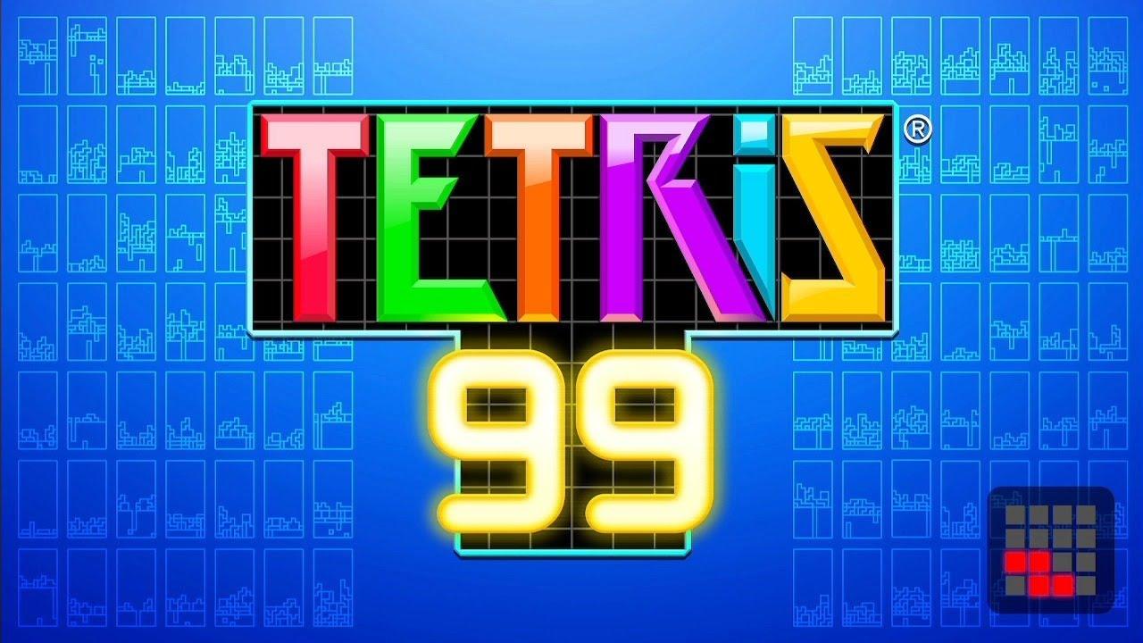 【TETRIS 99】テトリスに学力は不要