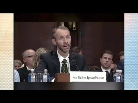 WTH?! Trump Judicial Nominee Fails To Answer Basic Legal Questions At Confirmation Hearing