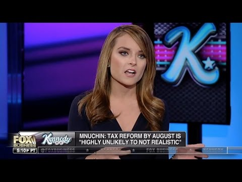 Kristin Tate, Andy Levy, and Jimmy Failla Join Kennedy on Fox Business