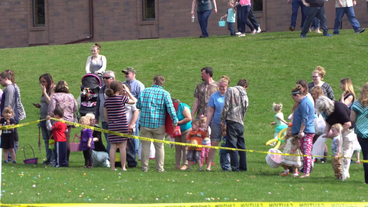 4 9 2017 Hillside Assembly Easter Festival and Egg Hunt A