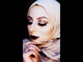 Warm Cut Crease Makeup/maquillage soirée مكياج سهرة