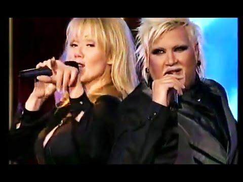 Lepa Brena & Azis - LIVE - Cik pogodi - (Azis Show, 2006)