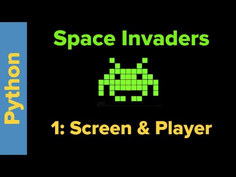 python-game-programming-tutorial:-space-invaders-1