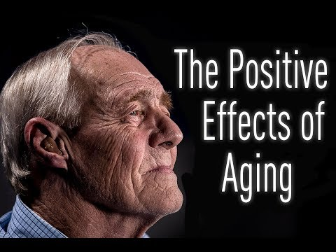 The Positive Effects of Aging  Dr. Marc Agronin 14
