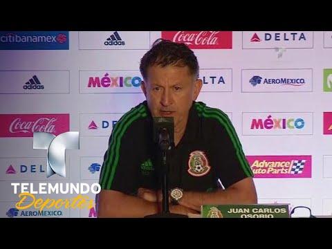 Para Osorio, Gio dos Santos es un caso único en México