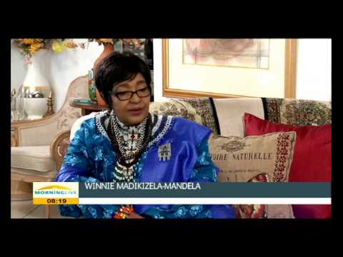 Winnie Madikizela-Mandela breaks her silence after a year of mourning