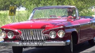 1961 Plymouth Fury Convertible classic car experience in 4K